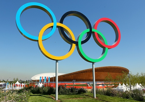Photos: Dazzling venues of the London Games
