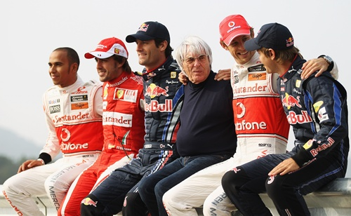 Formula One: Ten down, ten to do