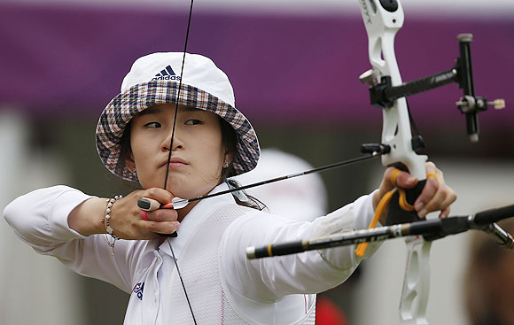 London Olympics: Photos of the day