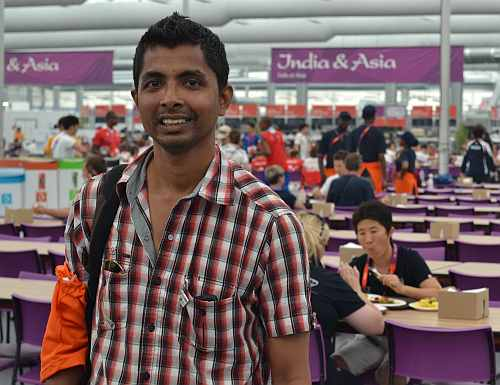 Photos: Games Village and best of 'Indian and Asian cuisine'