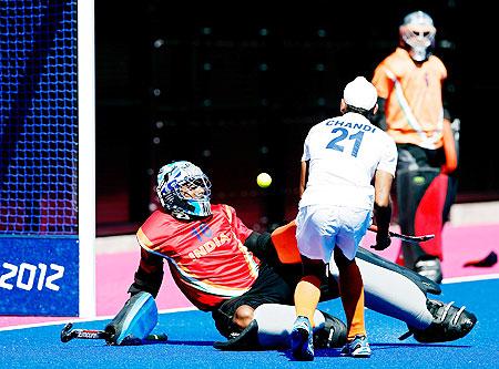 Gurwinder Singh Chandi takes a shot