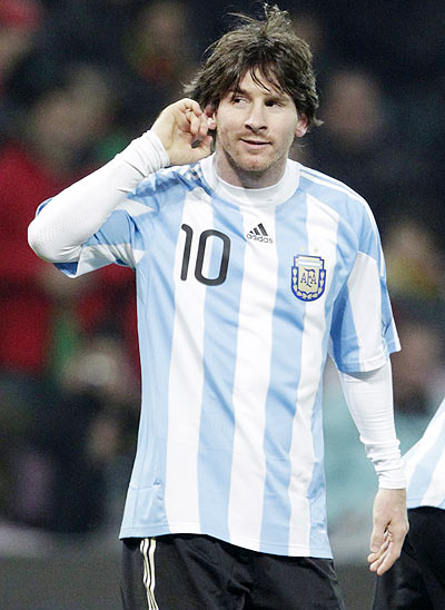 World Cup Qualifiers: Messi's Argentina look to pull away