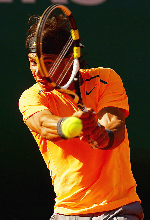Numbers adding up for Nadal as French Open quarters loom