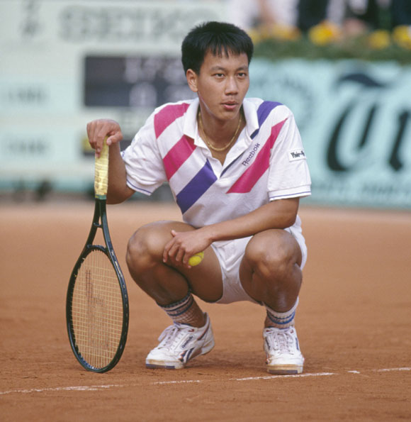 Chang ended a 34-year drought in 1989