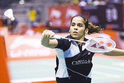 Saina rallies to clinch Thailand Open title