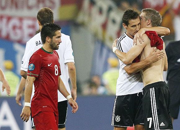 'Together with Sami, Schweinsteiger was ever-present in midfield'