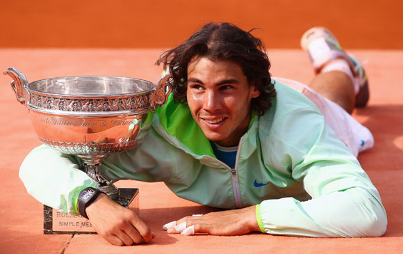 50 ATP titles and more...Rafael Nadal in elite company