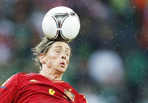 Torres' brace strengthens the argument that he should start