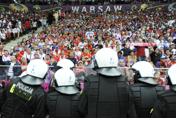 Croatia face racism charge by UEFA