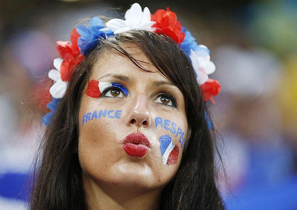 PHOTOS: Euro 2012 Soccer Babes