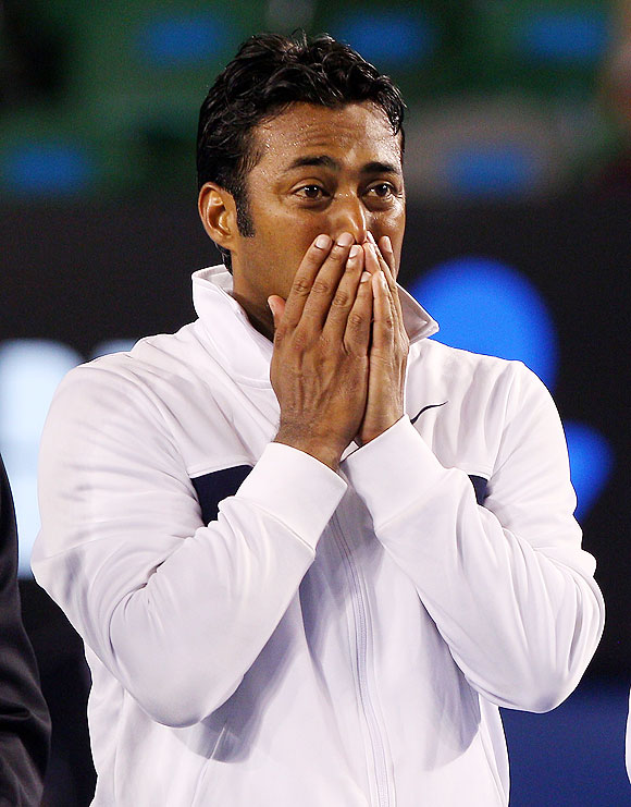 AITA selector rushes to London to pacify Paes