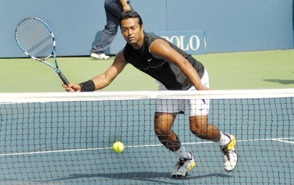 'Paes has always looked for a player who serves well'