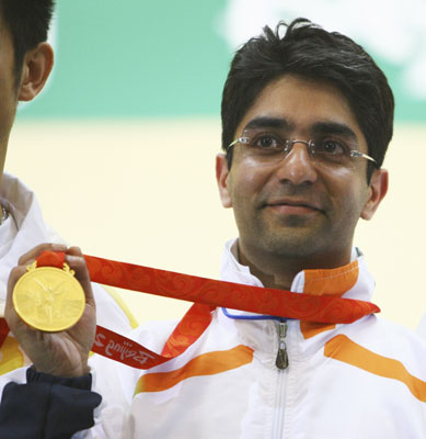 For Bindra, Olympic gold is history; focus on London