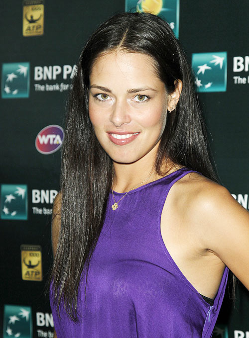 Tennis stars shine at the Indian Wells party