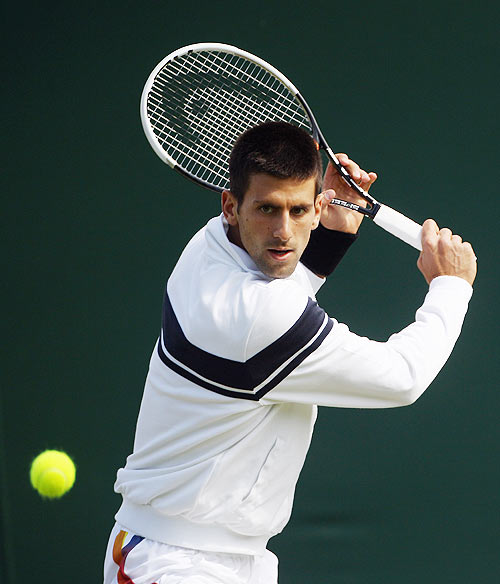 I'm not unbeatable, says Djokovic