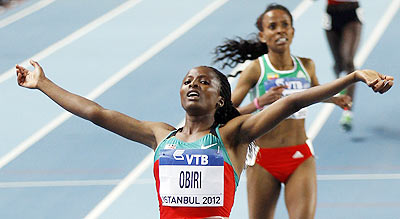 Lagat, Obiri reign supreme in long distance
