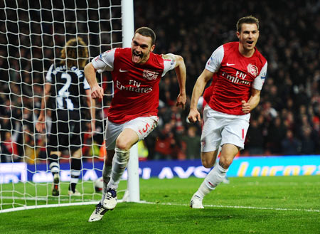 Thomas Vermaelen of Arsen