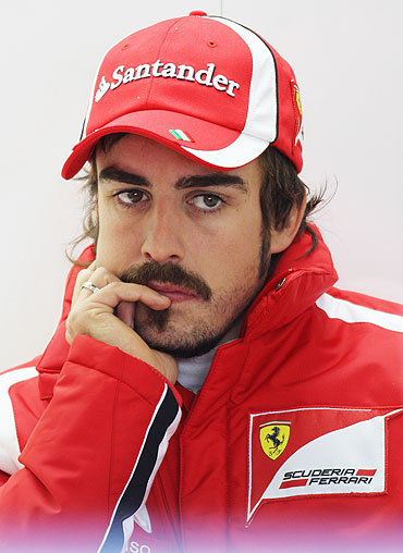 The five F1 drivers to bet on in 2012