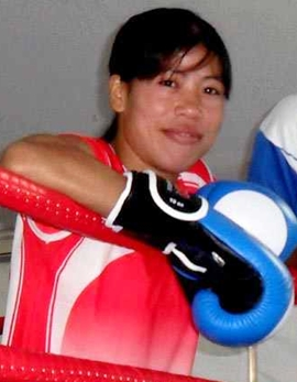 M C Marykom