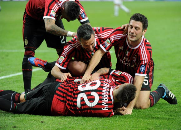 AC Milan face tough task against Barcelona