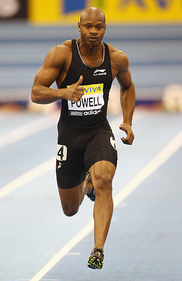 Asafa Powell