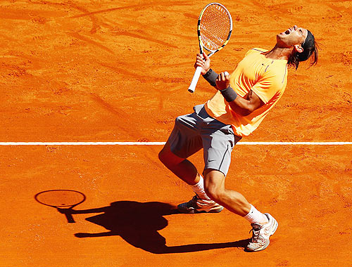 'The claycourt season was better for me'