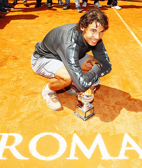 Nadal remains the man to beat