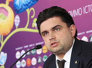 Markiyan Lubkivsky, EURO 2012 tournament director