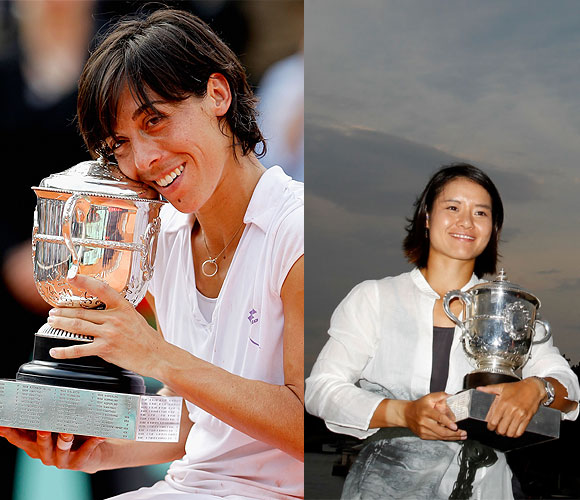Schiavone, Li Na had surprise title runs