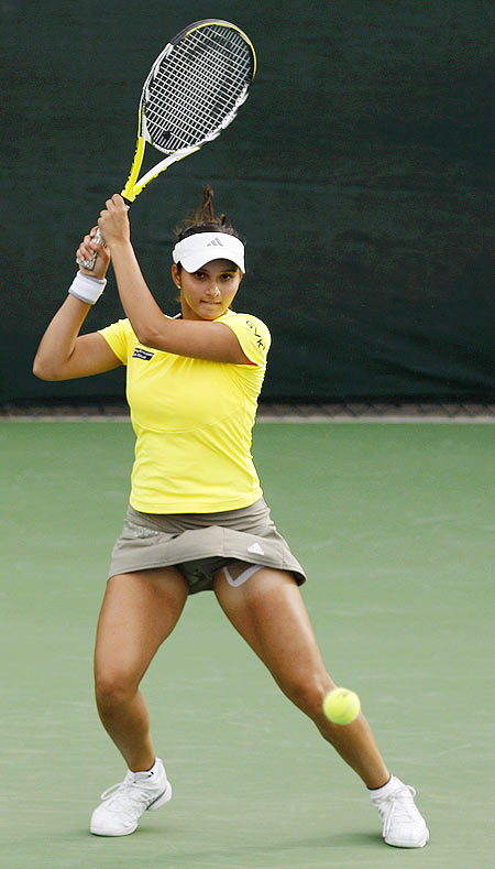 I deserve wild card for Olympics: Sania