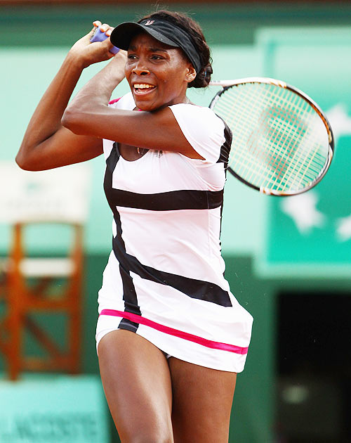 I am not allowed to feel sorry for myself: Venus