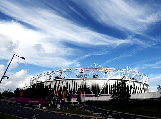 Olympics gave a one-off boost to Britain's struggling economy