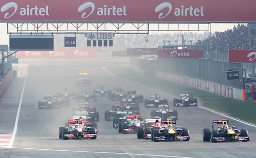 The Buddh International Circuit