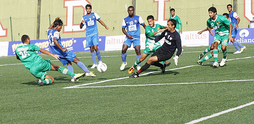 United Sikkim FC get better of Salgaocar