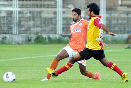 I-League: Sporting Clube hold East Bengal
