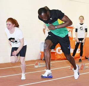 Bolt eyes 'three-peat' at 2016 Rio Olympics