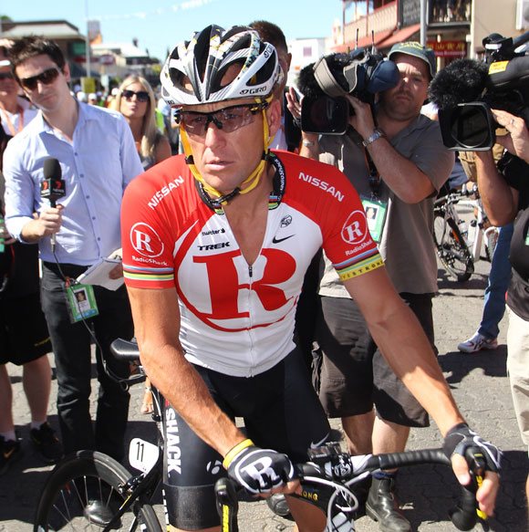 'USA Cycling is aware of announcement in Armstrong case'