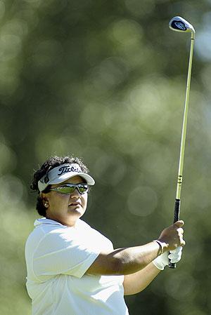 Indian golfer Smriti Mehra