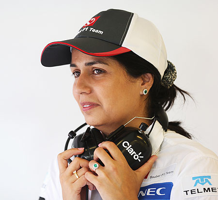 Monisha Kaltenborn