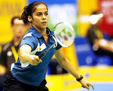It was Saina's first win over Yihan