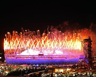 London Olympics under budget despite high running costs