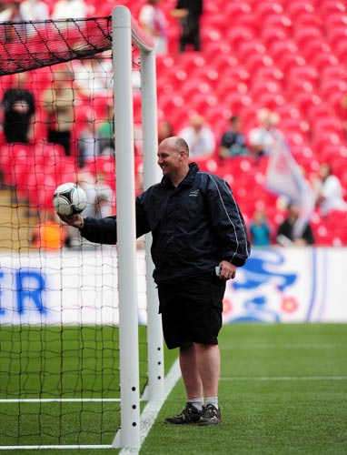 'Milestone in the goal-line technology process'