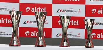 Formula One Trophy