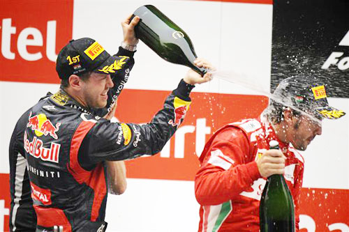 Raikkonen hung on to third place in overall standings