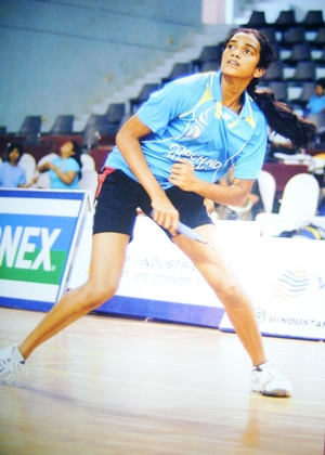 P V Sindhu