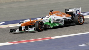 Rediff Sports - Cricket, Indian hockey, Tennis, Football, Chess, Golf - Bahrain GP: Di Resta finishes impressive 4th