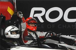 Rediff Sports - Cricket, Indian hockey, Tennis, Football, Chess, Golf - Schumacher to get back in F1 car for demo run