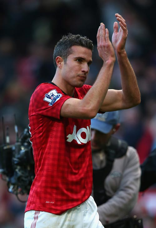 Van Persie will get respect on Arsenal return: Wenger