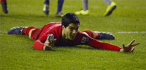 Suarez set appalling example: British PM