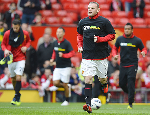 Rooney pips Ferdinand to become richest player in EPL
